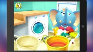 Дом Dr. Panda геймплей (gameplay) HD