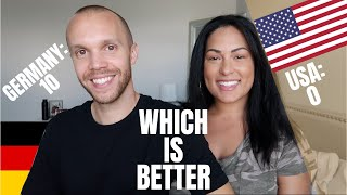 GERMANY VS USA || WHICH IS BETTER?