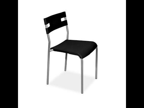 Sillas baratas de comedor: sillas para salón o cocina. - YouTube