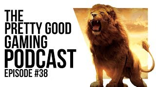 Xbox One X OUTSELLS PS4 Pro + What is AAA? + SPACE LIONS  | Pretty Good Podcast #38