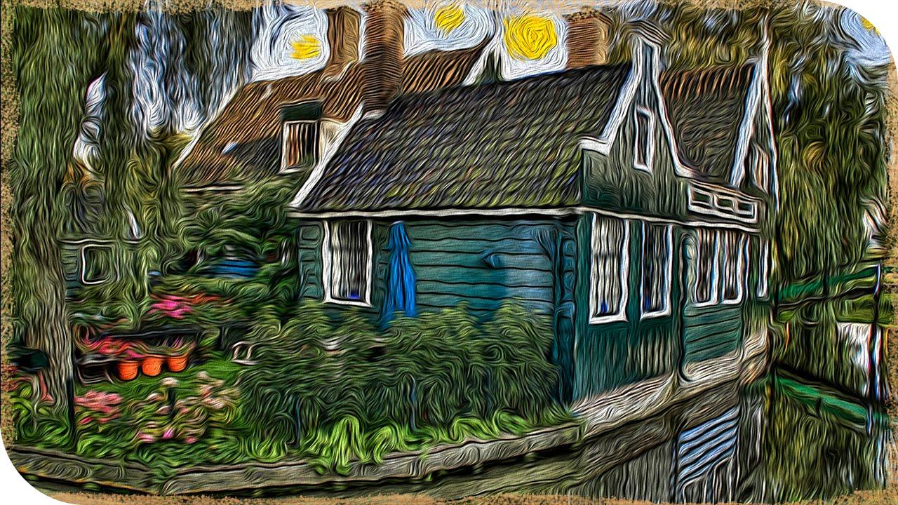 Efecto Pintura De Aceite: Como Transformar Un Foto En Una ...