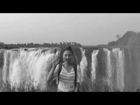 zimbabwe victoria falls _ 짐바브웨 빅토리아 폭포 // Africa traveling