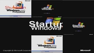 Windows 2000 & XP - Sparta DrLaSp Remix