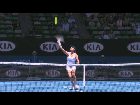 Day 10 highlights - 2014 Australian Open