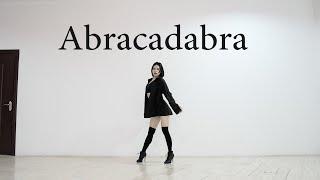 Brown Eyed Girls - Abracadabra dance cover