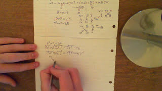 Galois theory Part 10 - Galois group of a Cubic
