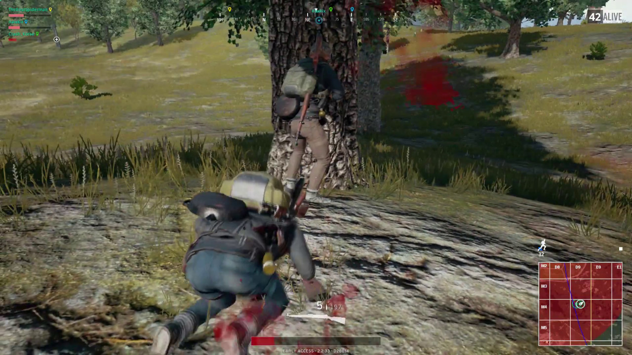 High Lowlights In Pubg Episode Iii Revive Ammo Nope Neither