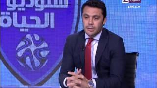 بالفيديو.. الصقر: أداء الأهلي «سمك لبن تمر هندي»