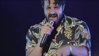 Young The Giant live @ KROQ Absolut Almost Acoustic Christmas 2018.12.09