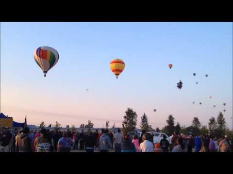 ATI Northwest Art and Air Festival August 23, 2014, Albany, Oregon