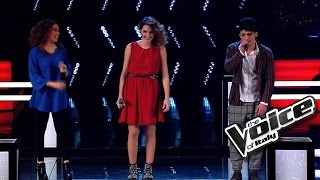 Meo - Citarelli - Di Pietro: La Prima Cosa Bella | The Voice of Italy 2016: Battle