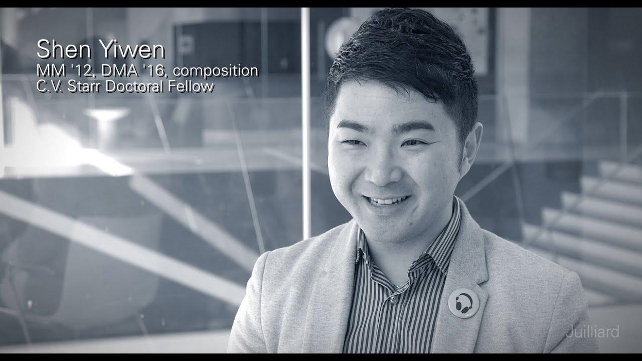 Juilliard Snapshot: Shen Yiwen on Getting Into Juilliard
