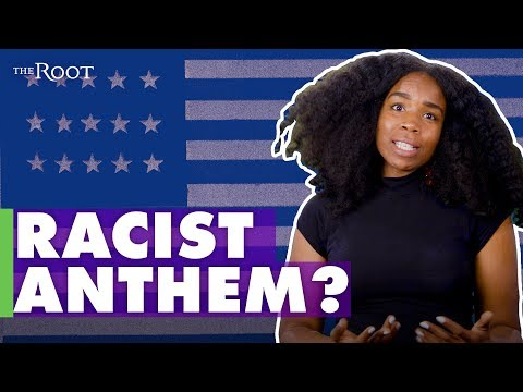 America's National Anthem Is Racist