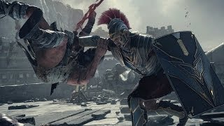 Ryse: Son of Rome - Trial by Fire [Gameplay Walkthrough] [No Commentary Gameplay] [No Commentary]