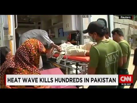 Pakistan heat wave: Death toll passes 700 in Karachi, Sindh Province