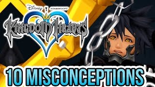 Kingdom Hearts - 10 Interesting Misconceptions
