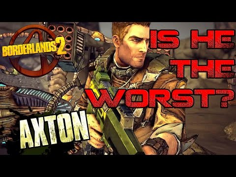 Borderlands 2: Reaction to VinylicPumaGaming's Axton is the Worst Class