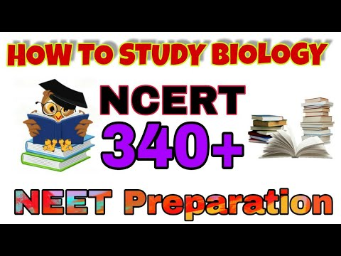 How to prepare for NEET 2018 | BIOLOGY best books for neet & last time tips | by vivek pandey