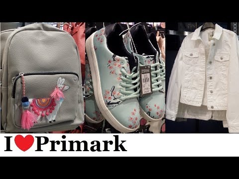 Everything new at Primark | April 2018 | I❤Primark