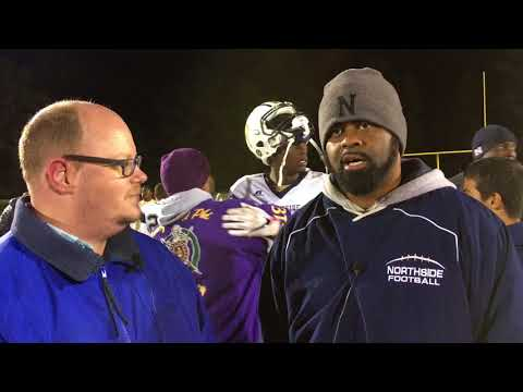Coach Pollock on playoff loss to Jacksonville