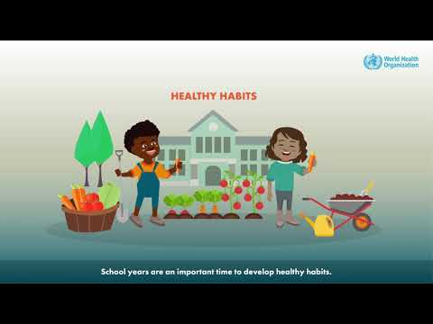 Nutrition: a critical part of health services