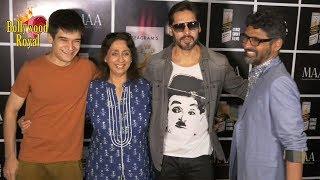 Dino Morea, Vivaan Shah & Neena Kulkarni At Niranjan Iyengar's Large Short Films 'Maa'