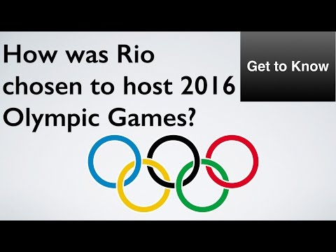 2016 Olympic Games: How was Rio chosen to host?