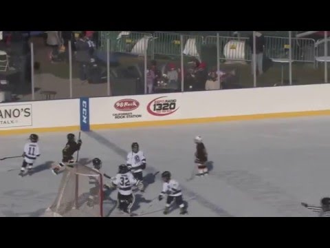 Colby Williamson (6) - Sacramento Outdoor Mite Hockey Tournament Scoring Highlights