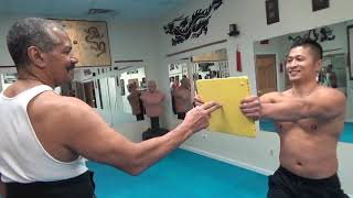 Download Can You Break a Board With a 1 Inch Punch? Mp3 and Videos