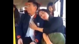 Download Video KOK BISA!!! Gadis Cantik Ini Malah M35Um Di Atas Bus!!! MP3 3GP MP4