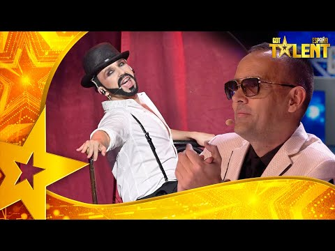 El homenaje a CHICAGO y CABARET de Chus Serrano | Gran Final | Got Talent España 2021