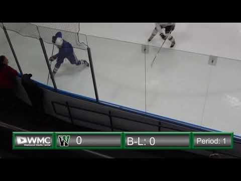 Westwood Boys Hockey v. Boston Latin