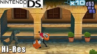 Generator Rex: Agent of Providence - Nintendo DS Gameplay High Resolution (DeSmuME)