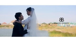 Самая Красивая Свадьба в Казахстане Шынгыс & Баглана (Монтаж Того же Дня) by Bekmurza Brothers
