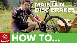 How To Maintain Dİsc Brakes –5 Pro Tips For Your Road Bike Disc Brakes
