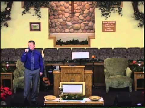 The Grace of God - James Byrd of Immanuel Baptist Church - Revival November 2011