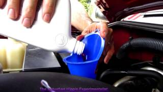ATF Drain and Fill on the Nissan Frontier how to...
