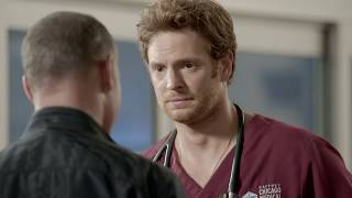 Chicago Med 4x04 -- Voight Warns Will