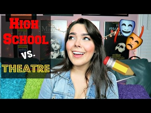 How to Balance High School + Theatre