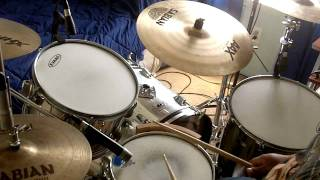 Video Jeremy Camp - The Way (Drum Cover) download MP3, 3GP, MP4, WEBM, AVI, FLV Agustus 2018