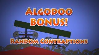 Algodoo BONUS!  Random Contraptions