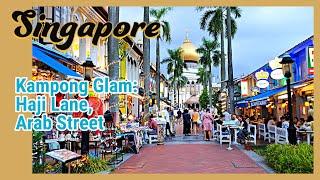 Singapore   Kampong Glam   Haji Lane, Arab Street screenshot 3