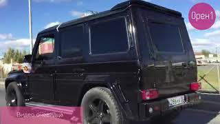 Видео стрельбы в воздух из свадебного кортежа под Оренбургом
