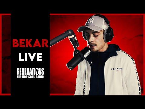 Youtube: Bekar –«Lion Fauve (inédit)» Live Generations»