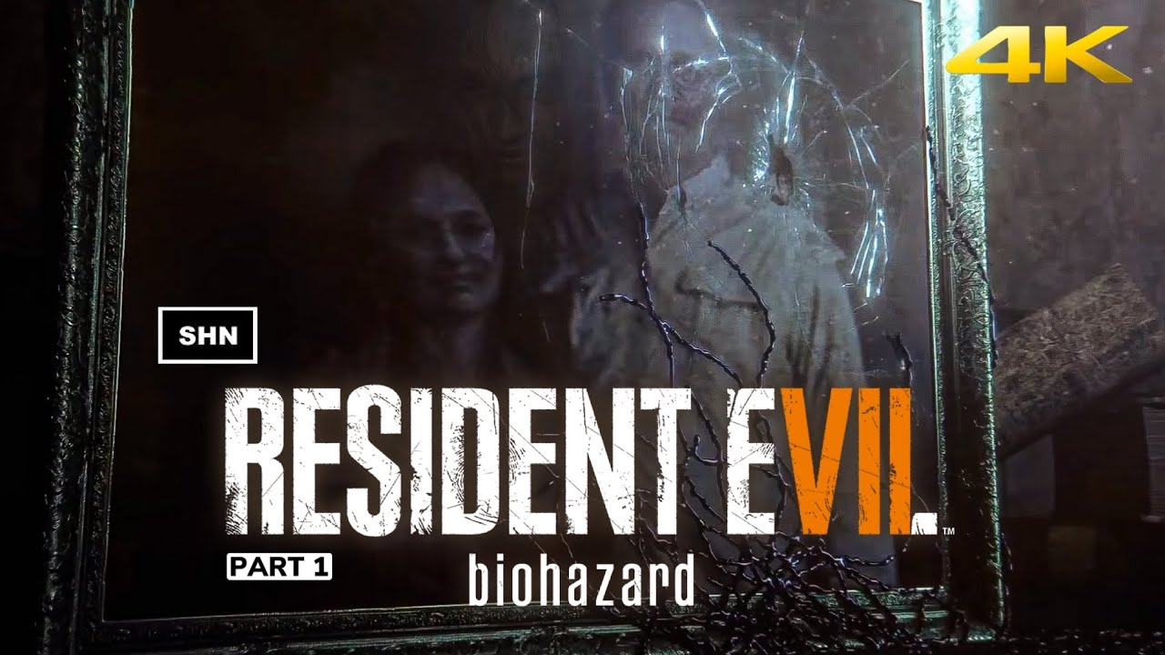 Resident Evil 7: Part 1 | 4K 60fps Game Movie | Longplay Walkthrough Gameplay No Commentary