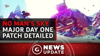 No Man's Sky Day One Update Detailed! - GS News Update