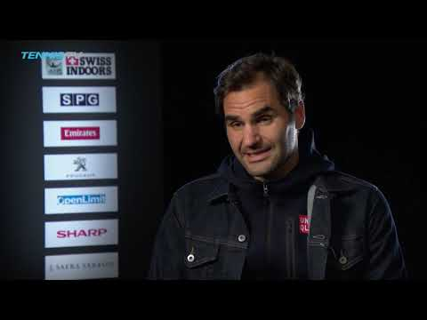 Federer: 'I Want To Stick Around For A Bit' In Basel 2018