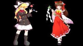 [Touhou Riverbed Soul Saver OST] Staff Roll Theme - Farewell to the Sea