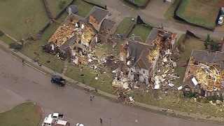 Severe Weather Damages Homes Near Dallas