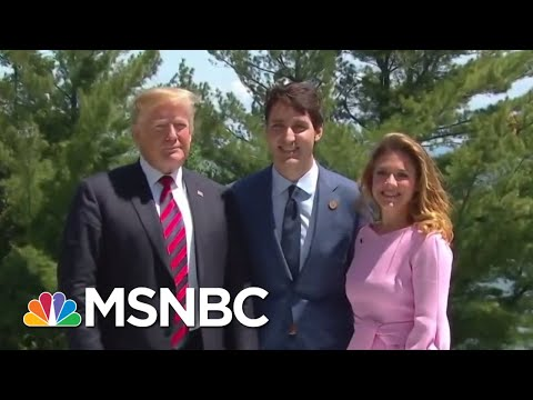 Panel: President Donald Trump Is Doing 'What Russia Wants America To Be Doing' | MTP Daily | MSNBC